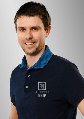 Schreinermeister Robert Reif